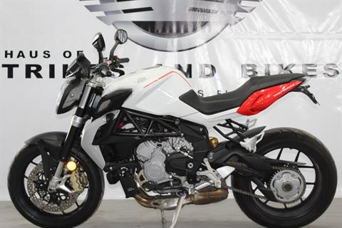 2014 0001 Marketing Name MV AGUSTA 800 BRUTALE in Fort Myers, Florida