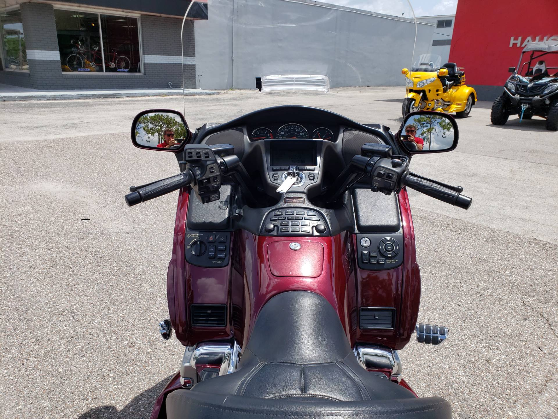 2008 HONDA GOLDWING NAVI in Fort Myers, Florida - Photo 12