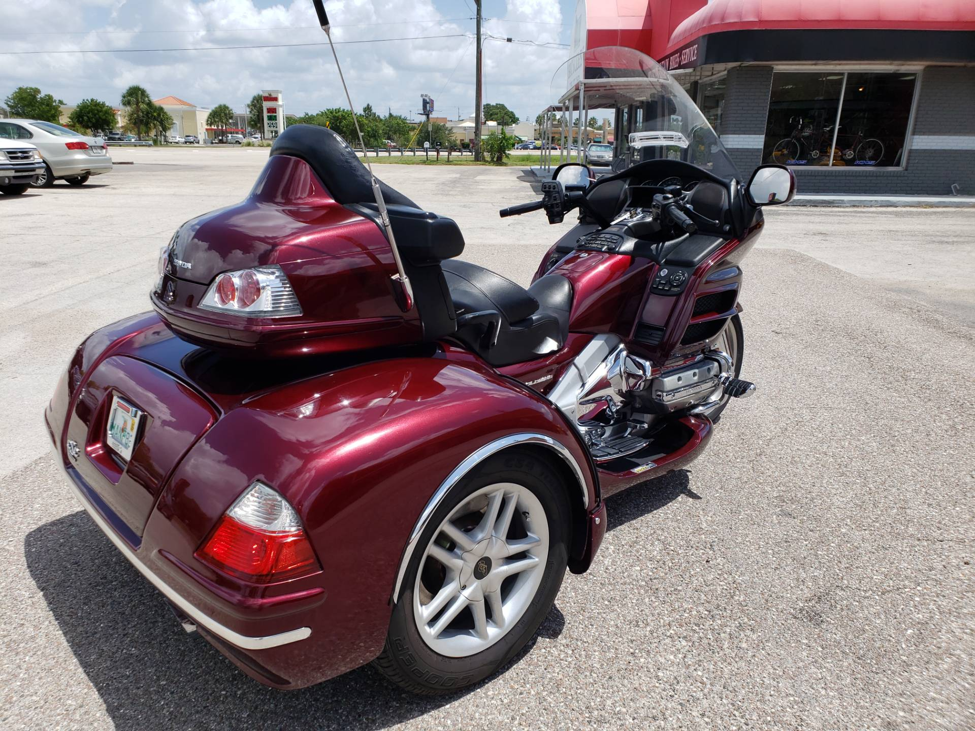 2008 HONDA GOLDWING NAVI in Fort Myers, Florida - Photo 8