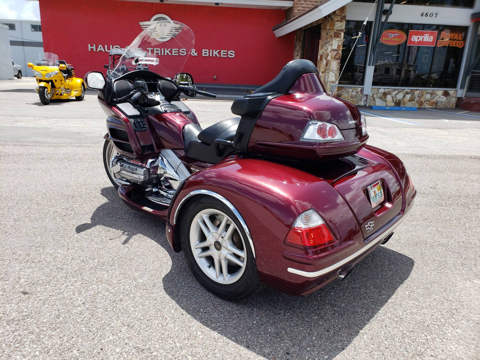 2008 HONDA GOLDWING NAVI in Fort Myers, Florida - Photo 6