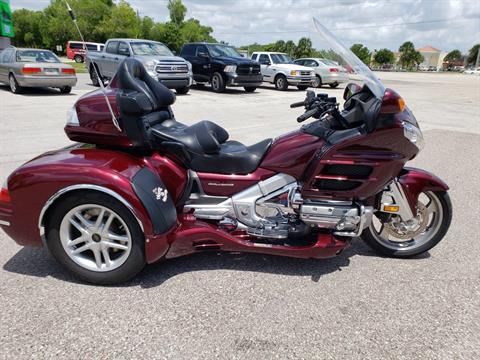 2008 HONDA GOLDWING NAVI in Fort Myers, Florida - Photo 1