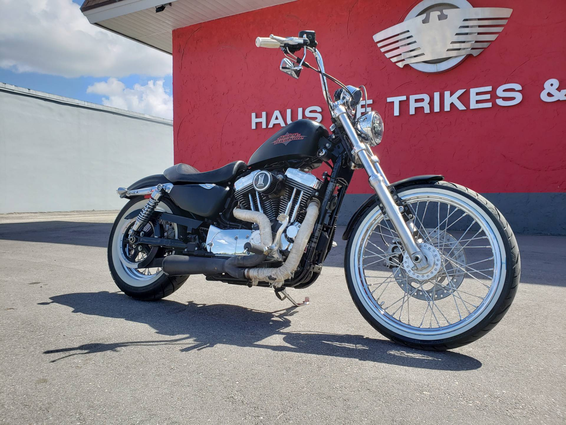 2014 Harley-Davidson Sportster® Seventy-Two® in Fort Myers, Florida - Photo 2