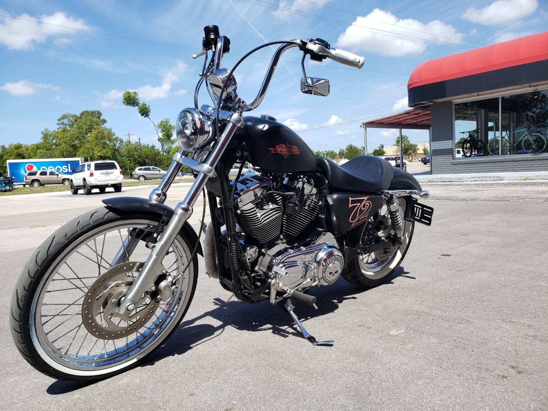 2014 Harley-Davidson Sportster® Seventy-Two® in Fort Myers, Florida - Photo 4