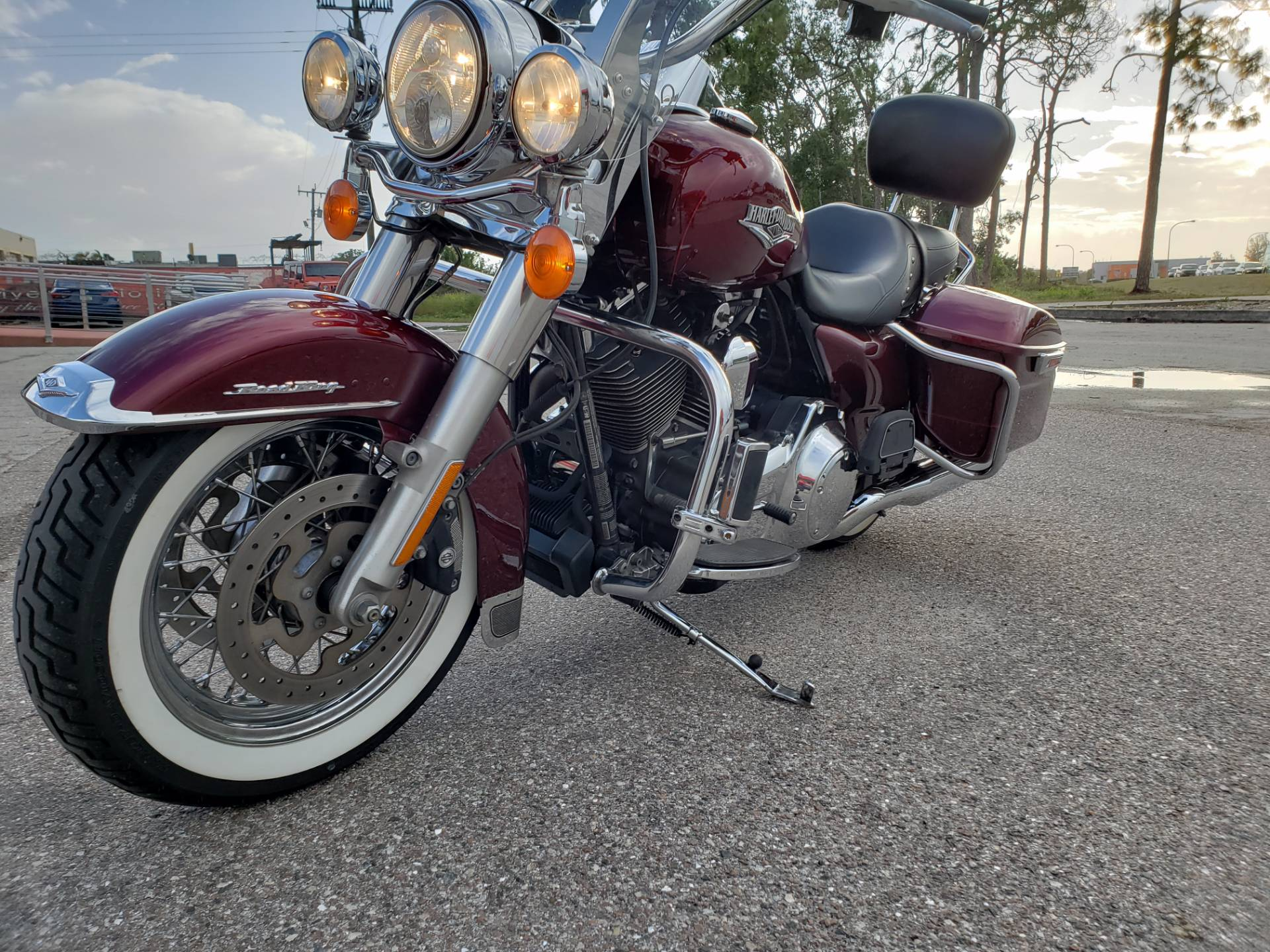 2014 Harley-Davidson Road King® in Fort Myers, Florida