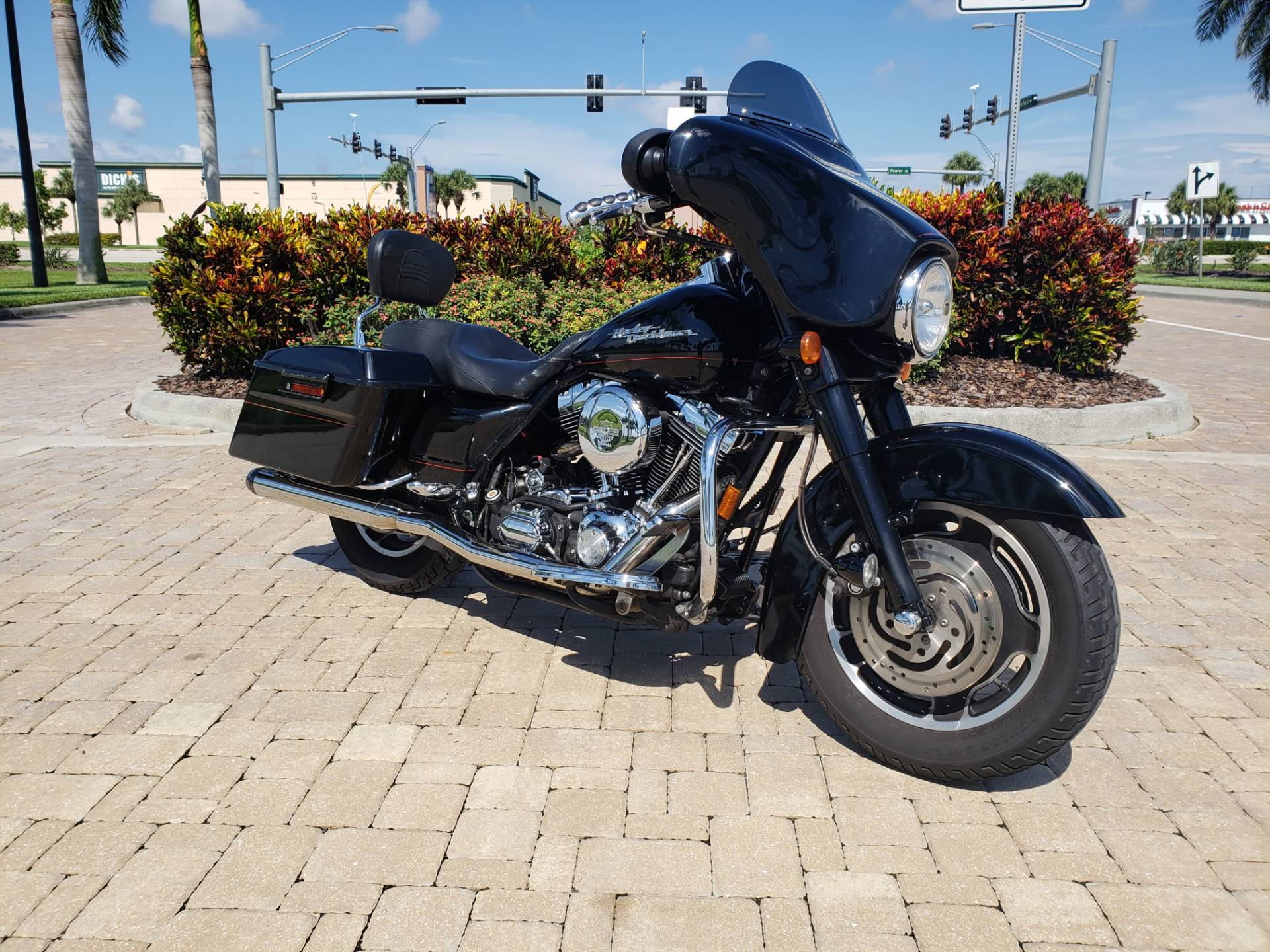 Used 2006 Harley Davidson Street Glide Motorcycles In Fort Myers