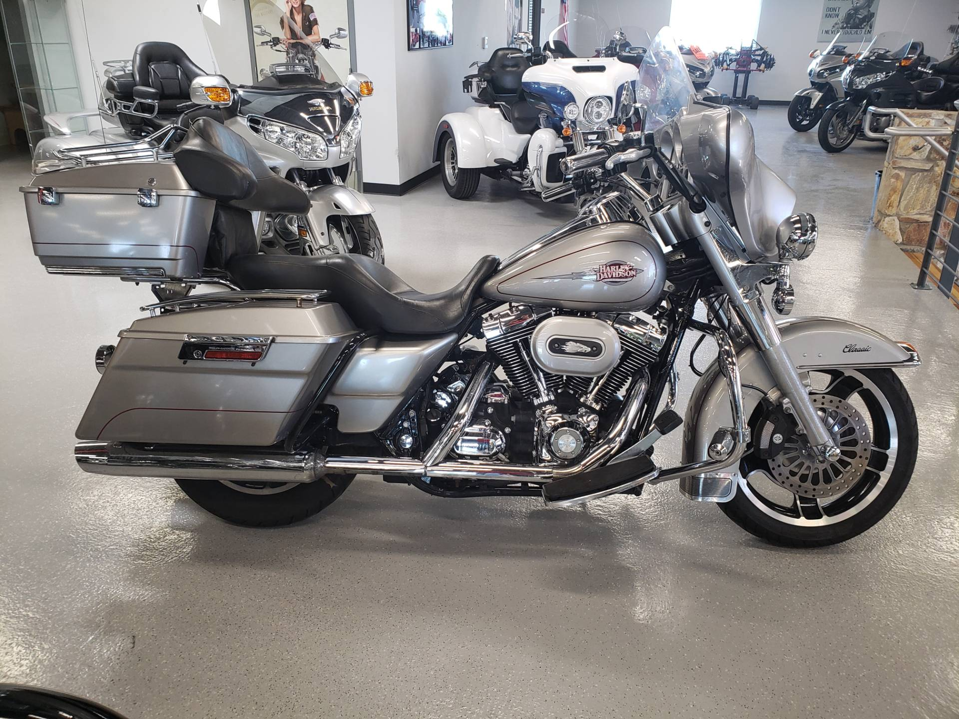 2008 Harley-Davidson Electra Glide® Classic in Fort Myers, Florida - Photo 1