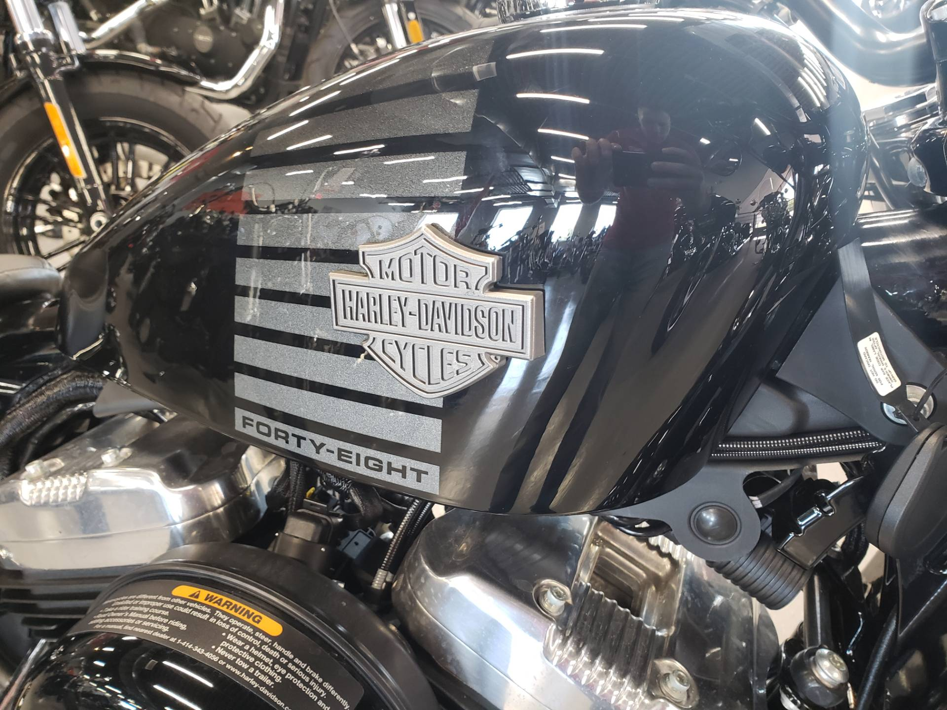 Used 2017 Harley Davidson Forty Eight Motorcycles In Fort Myers Fl