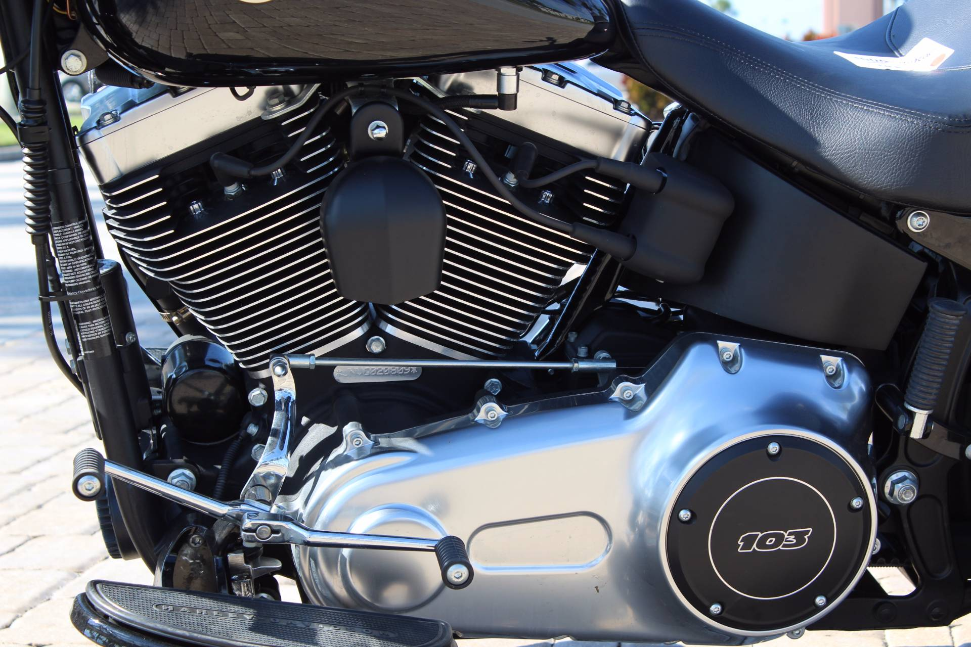 2016 Harley-Davidson Fat Boy® Lo in Fort Myers, Florida