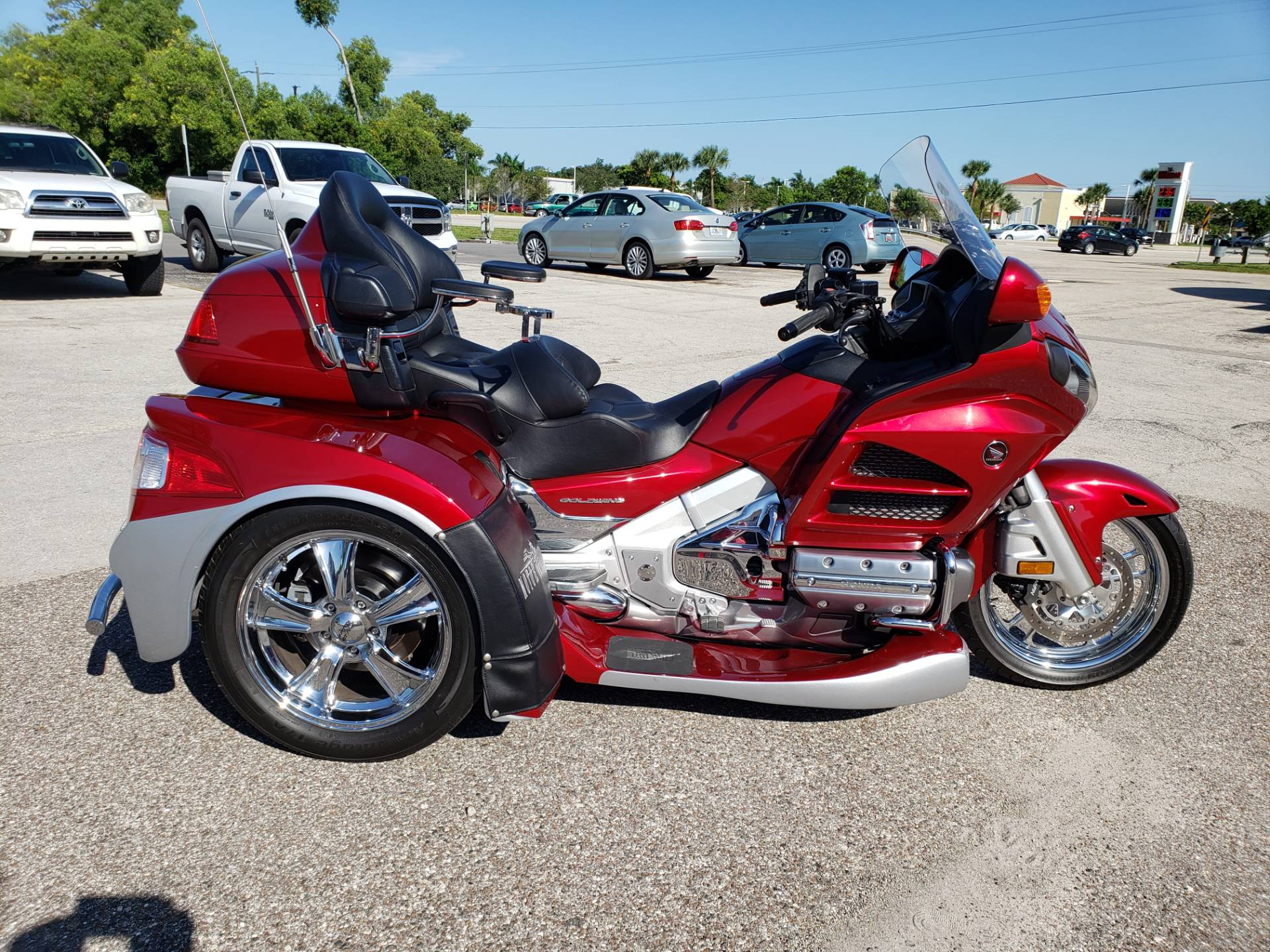 2013 HONDA GOLDWING in Fort Myers, Florida - Photo 1
