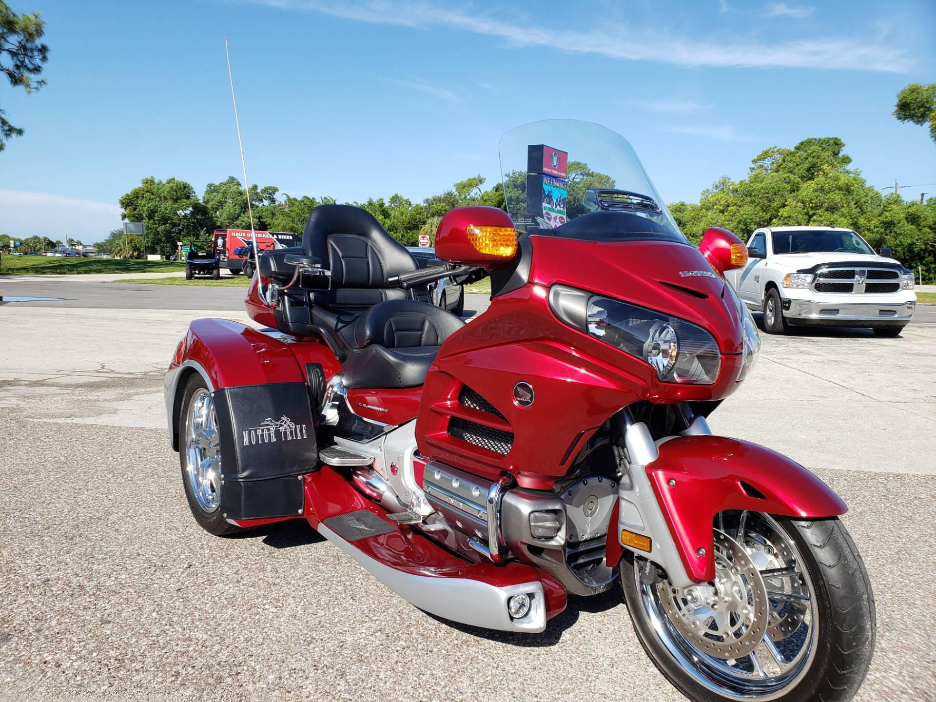 2013 HONDA GOLDWING in Fort Myers, Florida - Photo 2