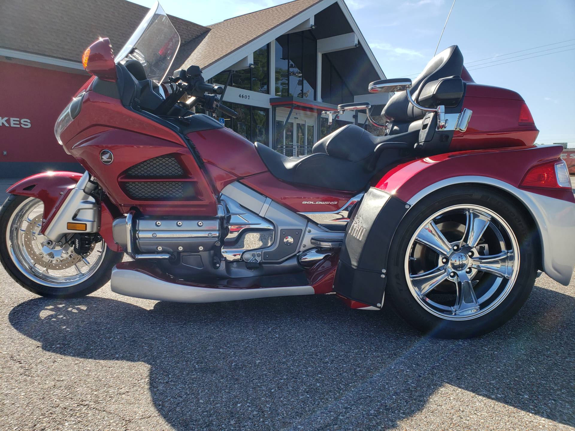 2013 HONDA GOLDWING in Fort Myers, Florida - Photo 5