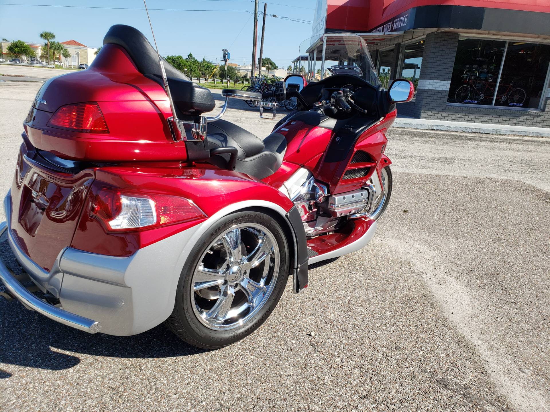 2013 HONDA GOLDWING in Fort Myers, Florida - Photo 8