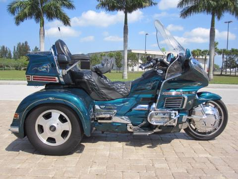 1996 California Sidecar GL1500 in Fort Myers, Florida