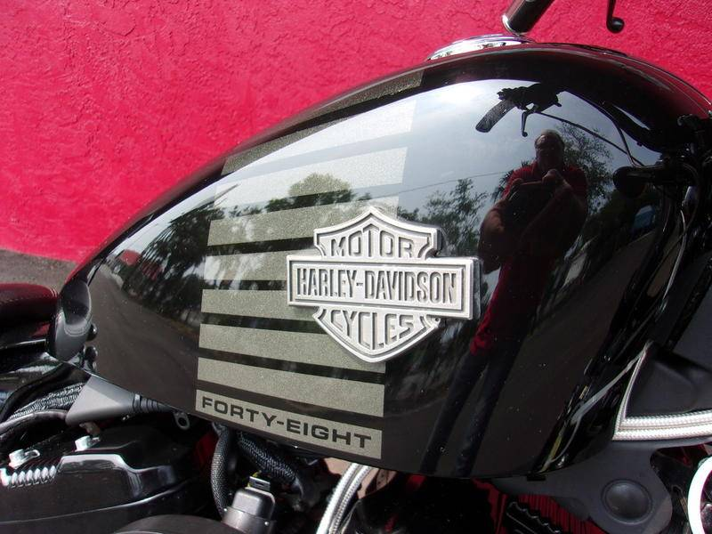 2017 Harley-Davidson Forty-Eight® in Fort Myers, Florida - Photo 9