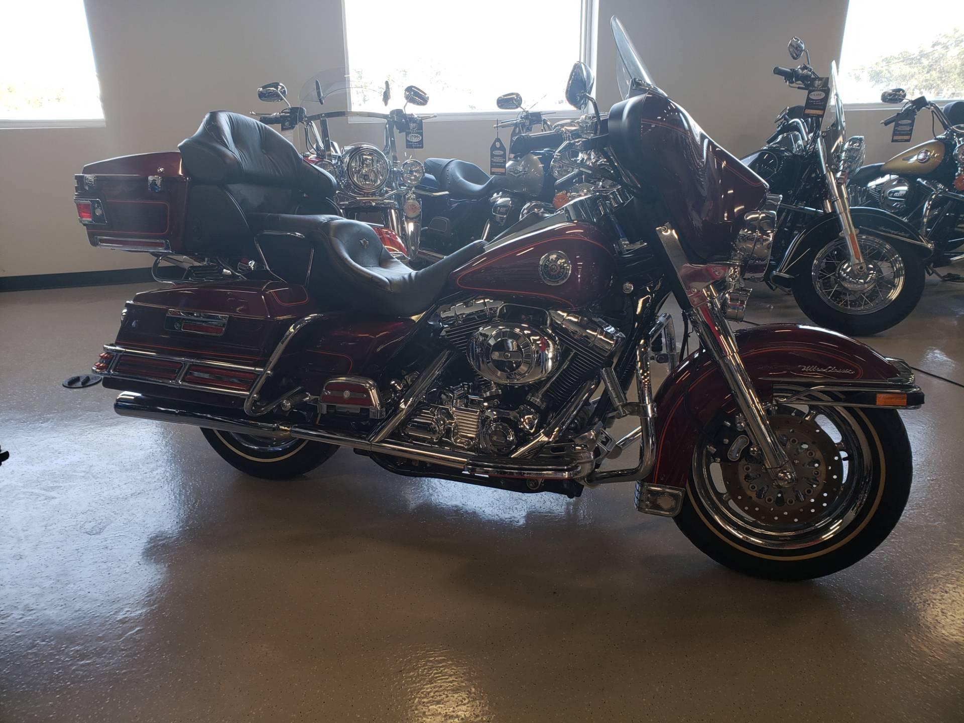 Used 2001 Harley Davidson Flhtcui Ultra Classic Electra Glide