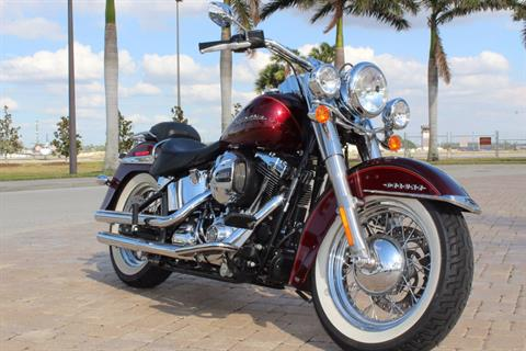 2016 Harley-Davidson Softail® Deluxe in Fort Myers, Florida