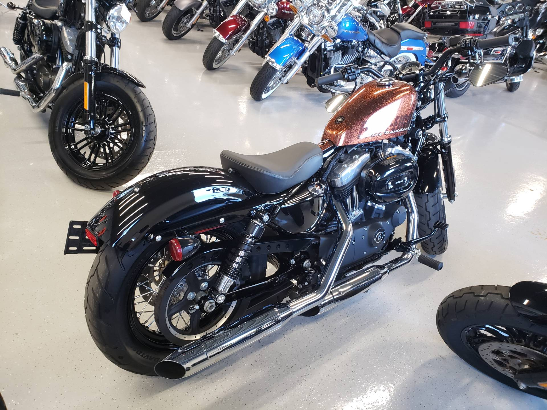 Used 2014 Harley Davidson Sportster Forty Eight Motorcycles In