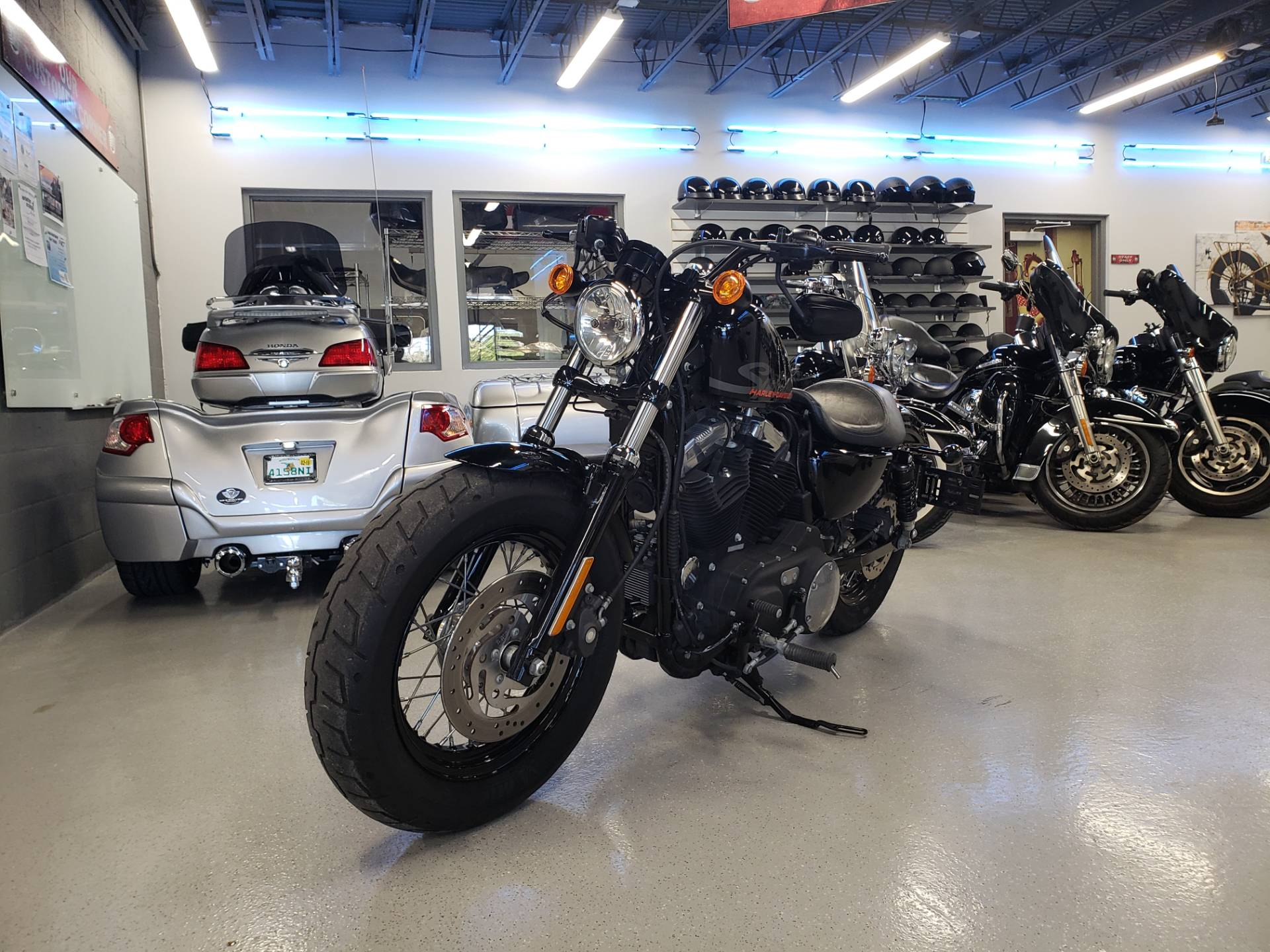 2011 Harley-Davidson Sportster® Forty-Eight™  in Fort Myers, Florida