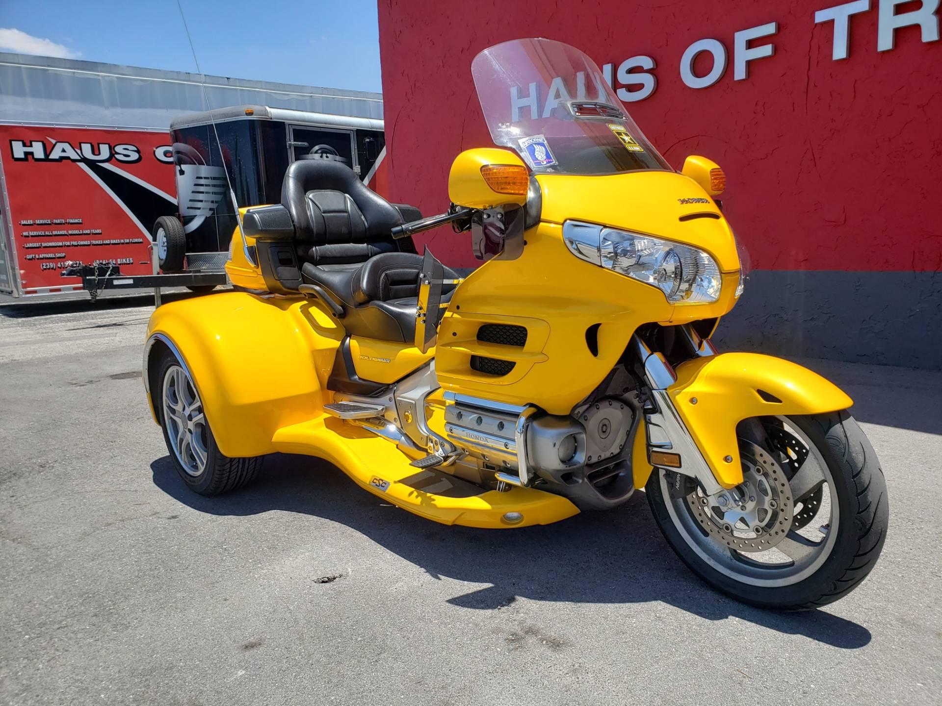 2010 HONDA Goldwing in Fort Myers, Florida - Photo 2