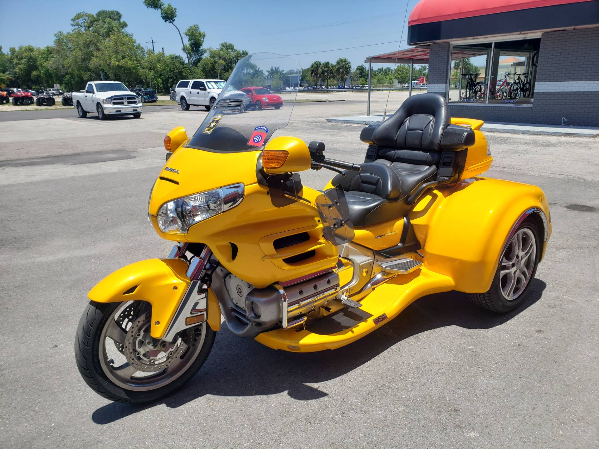 2010 HONDA Goldwing in Fort Myers, Florida - Photo 3