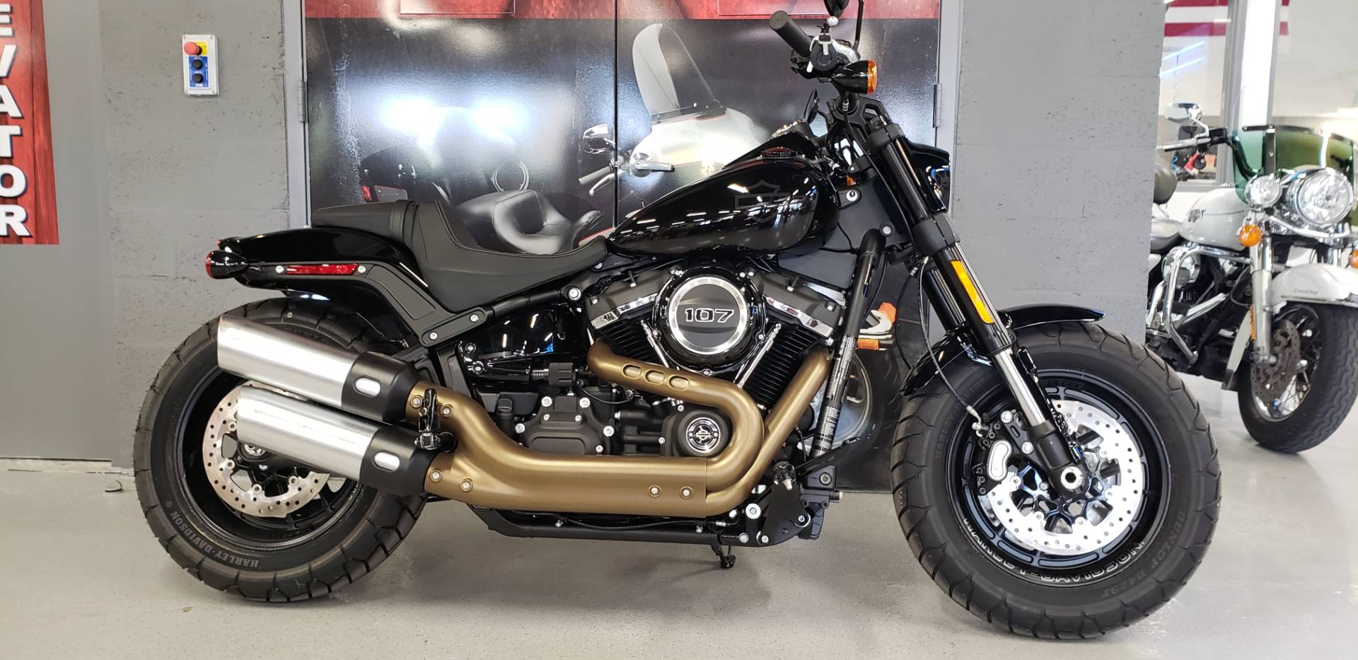 2018 Harley-Davidson Fat Bob® 107 in Fort Myers, Florida