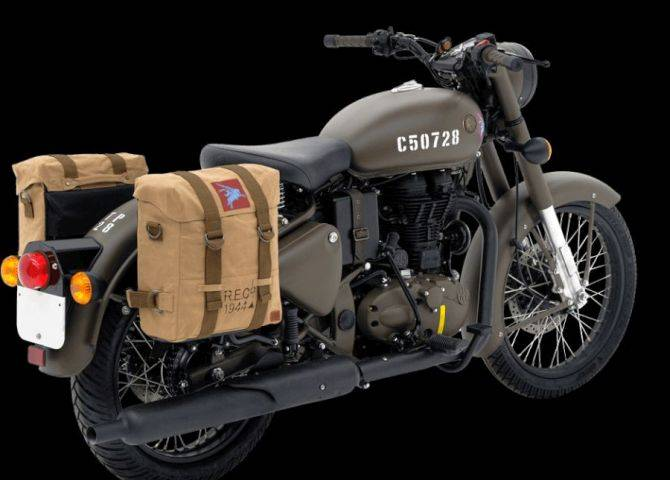 2018 Royal Enfield Pegasus 500 in Fort Myers, Florida