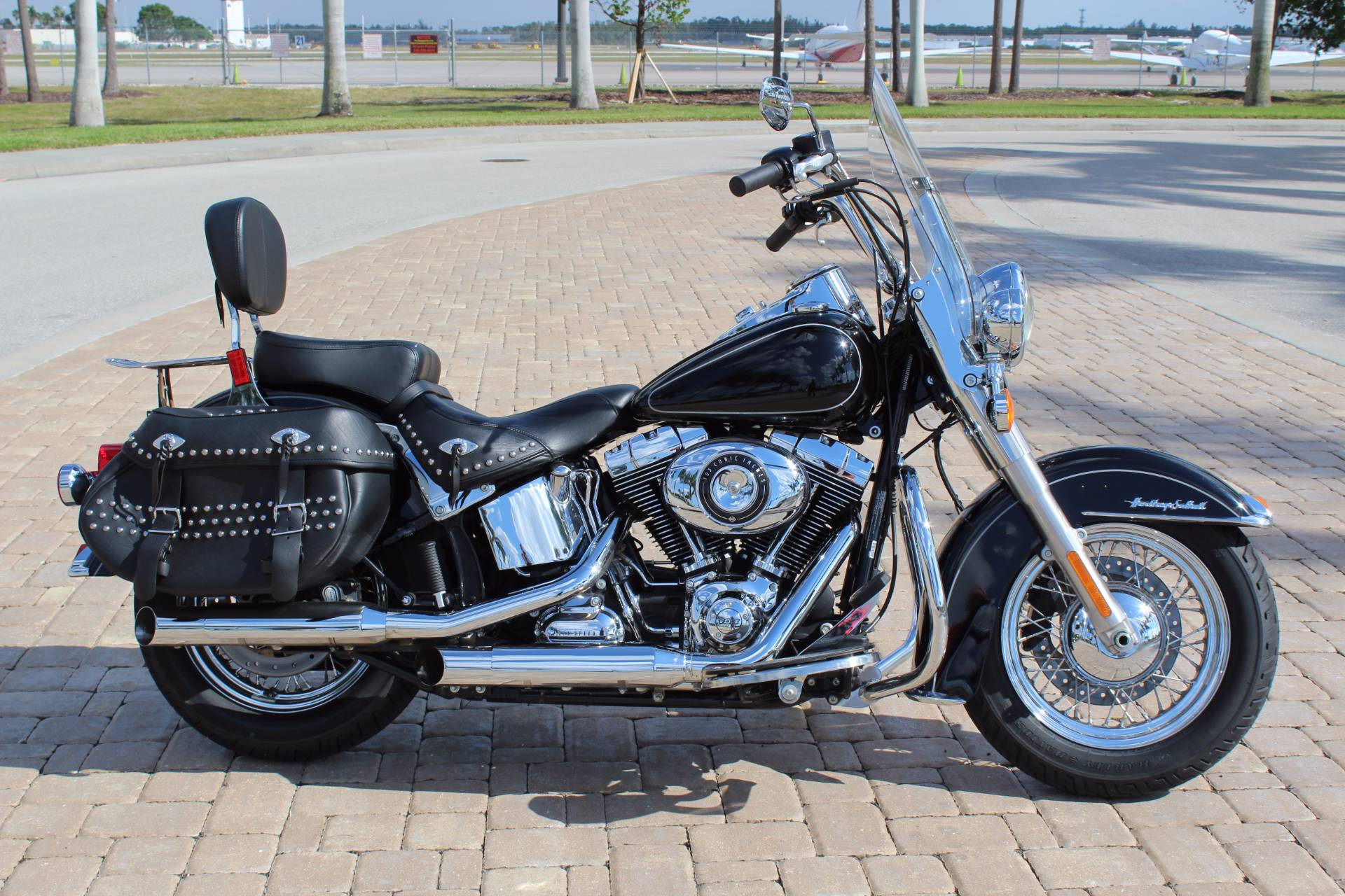 Used 2015 Harley-Davidson Heritage Softail® Classic Motorcycles in ...