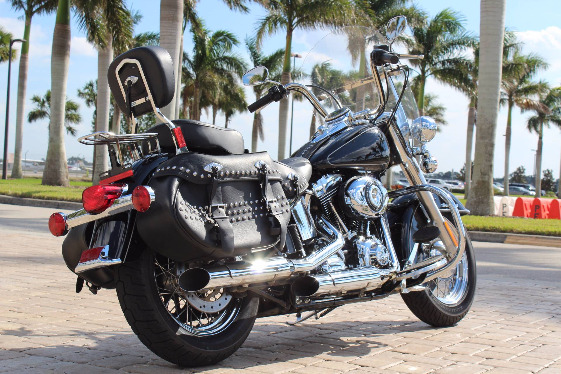 2015 Harley-Davidson Heritage Softail® Classic in Fort Myers, Florida