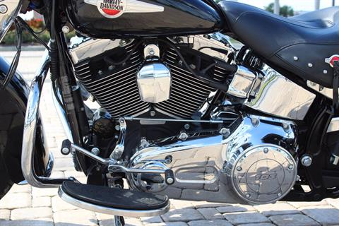 2017 Harley-Davidson Heritage Softail® Classic in Fort Myers, Florida - Photo 11