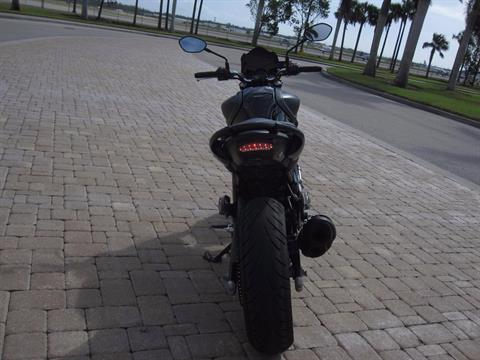 2013 Suzuki SFV650 in Fort Myers, Florida