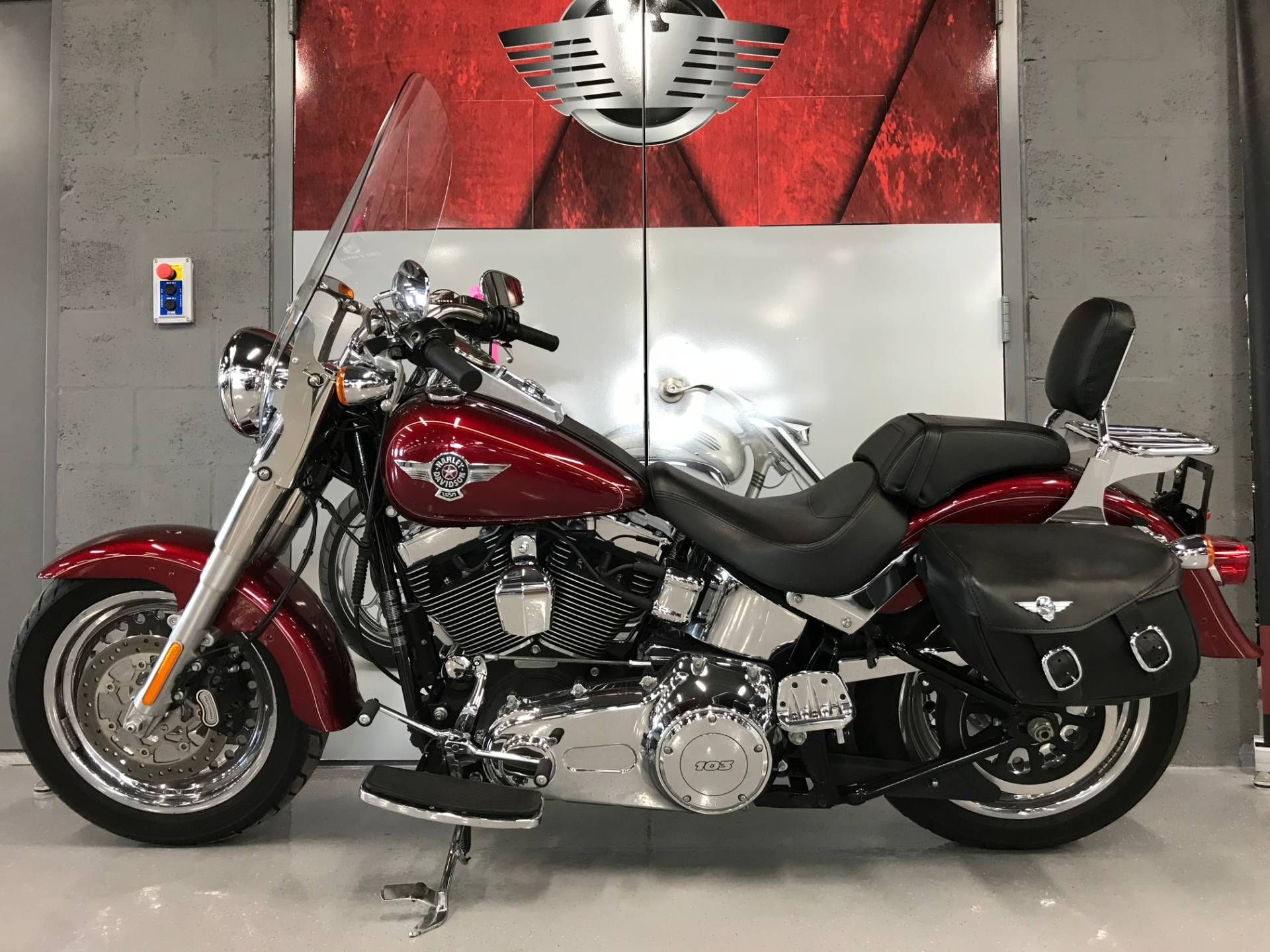 2016 Harley-Davidson Fat Boy® in Fort Myers, Florida