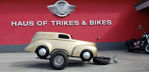 2013 Motorcycle Trailer 49 Ford Sedan Deluxe in Fort Myers, Florida