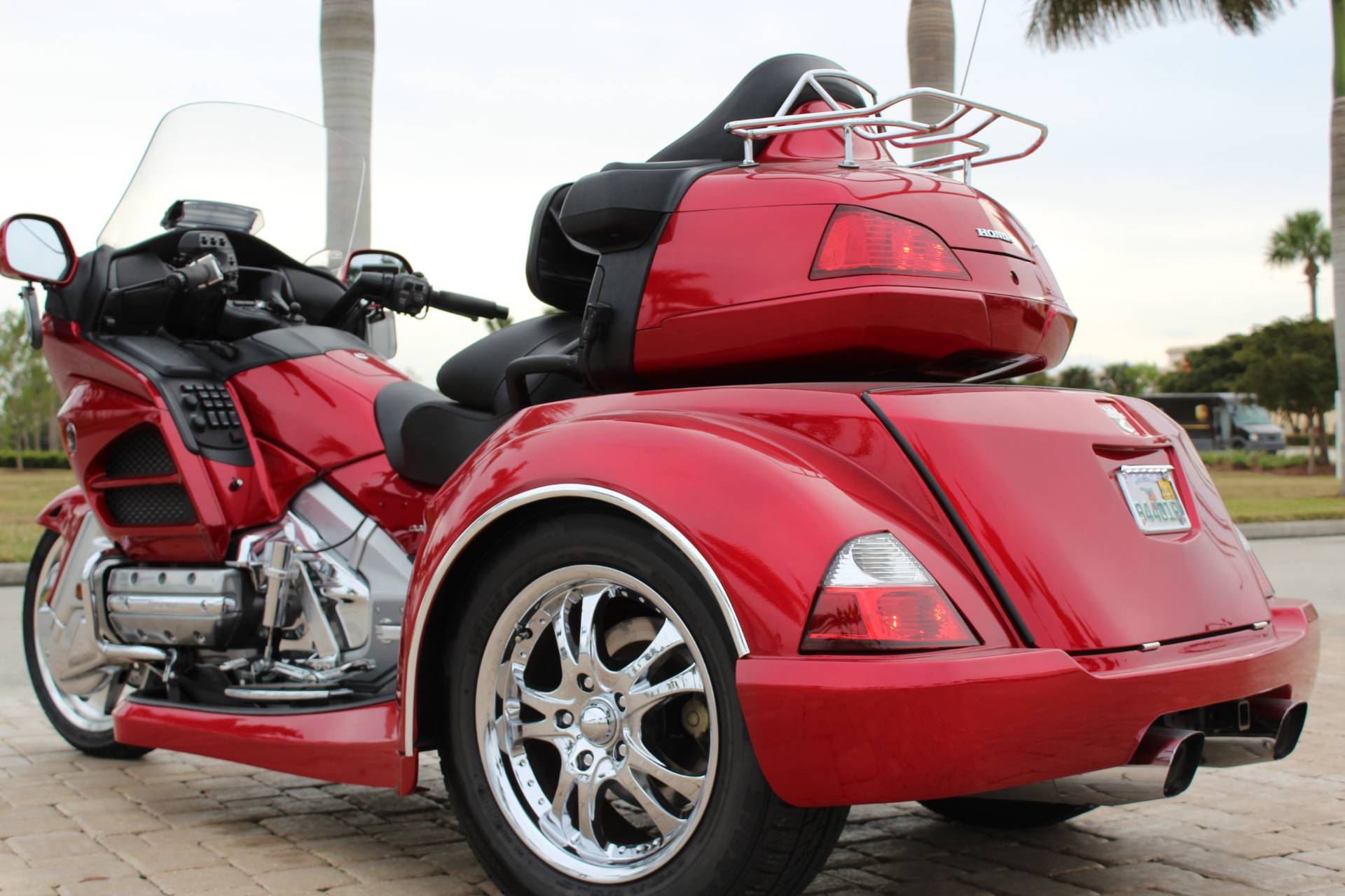 2014 Honda Gold Wing in Fort Myers, Florida
