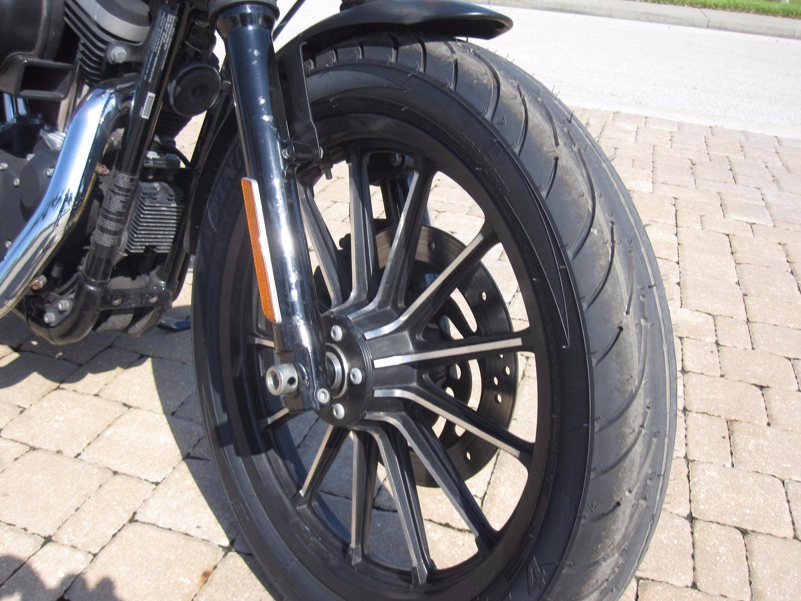 2012 Harley-Davidson Sportster® Iron 883™ in Fort Myers, Florida