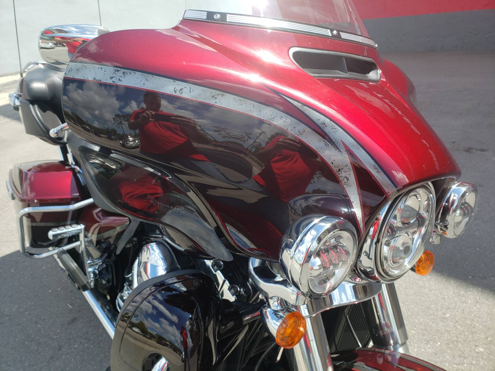 2014 Harley-Davidson Ultra Limited in Fort Myers, Florida - Photo 4