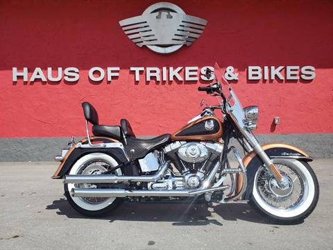 2008 Harley-Davidson Softail® Deluxe in Fort Myers, Florida - Photo 1