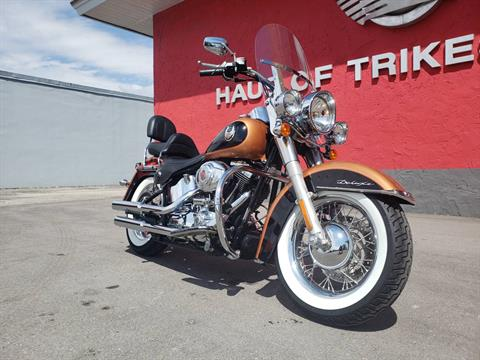 2008 Harley-Davidson Softail® Deluxe in Fort Myers, Florida - Photo 2