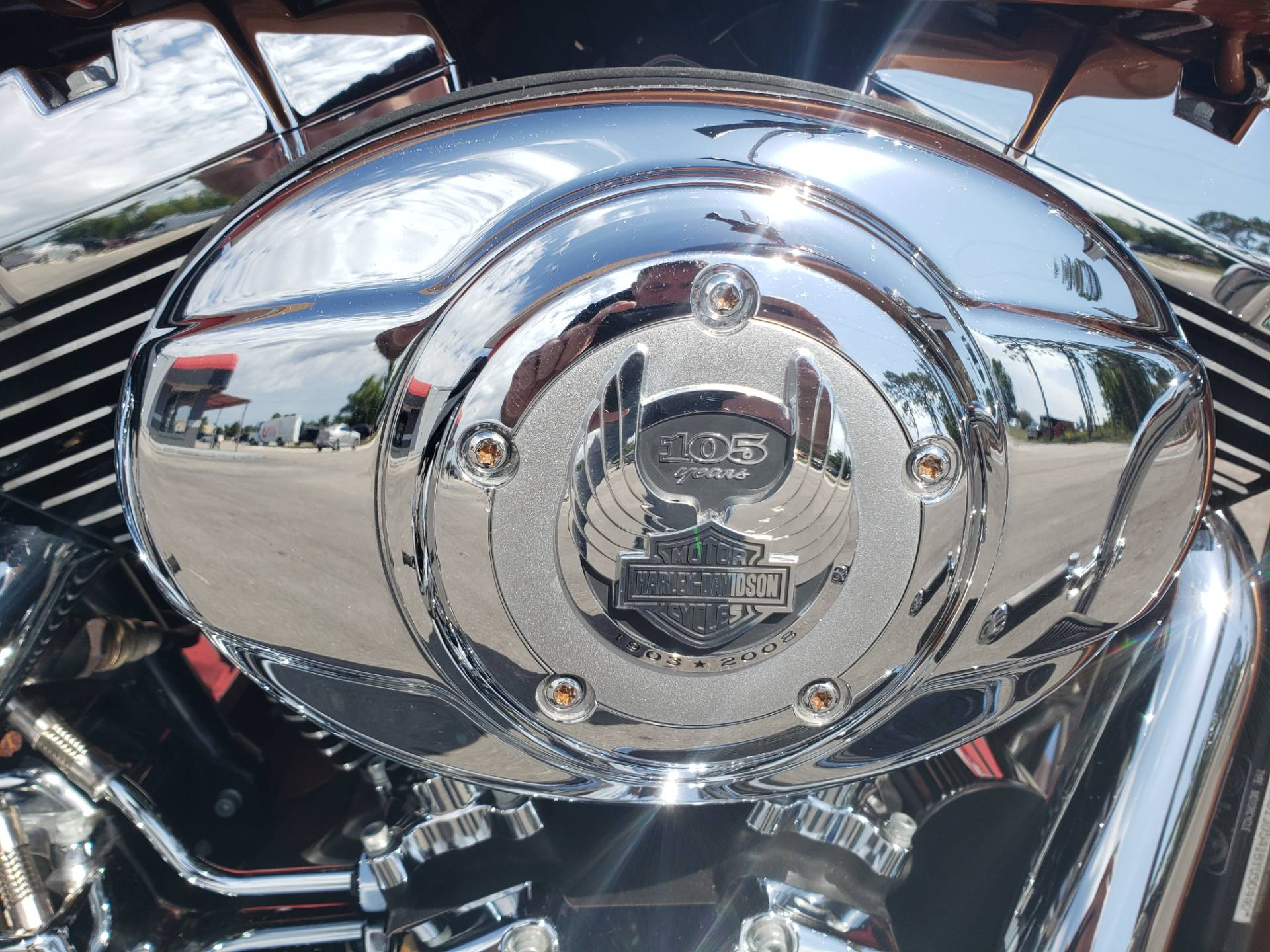 2008 Harley-Davidson Softail® Deluxe in Fort Myers, Florida - Photo 8