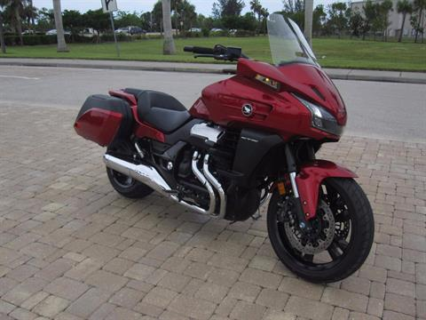 2014 Honda CTX®1300 Deluxe in Fort Myers, Florida
