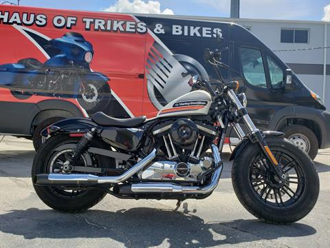 2018 Harley-Davidson Fourty eight in Fort Myers, Florida