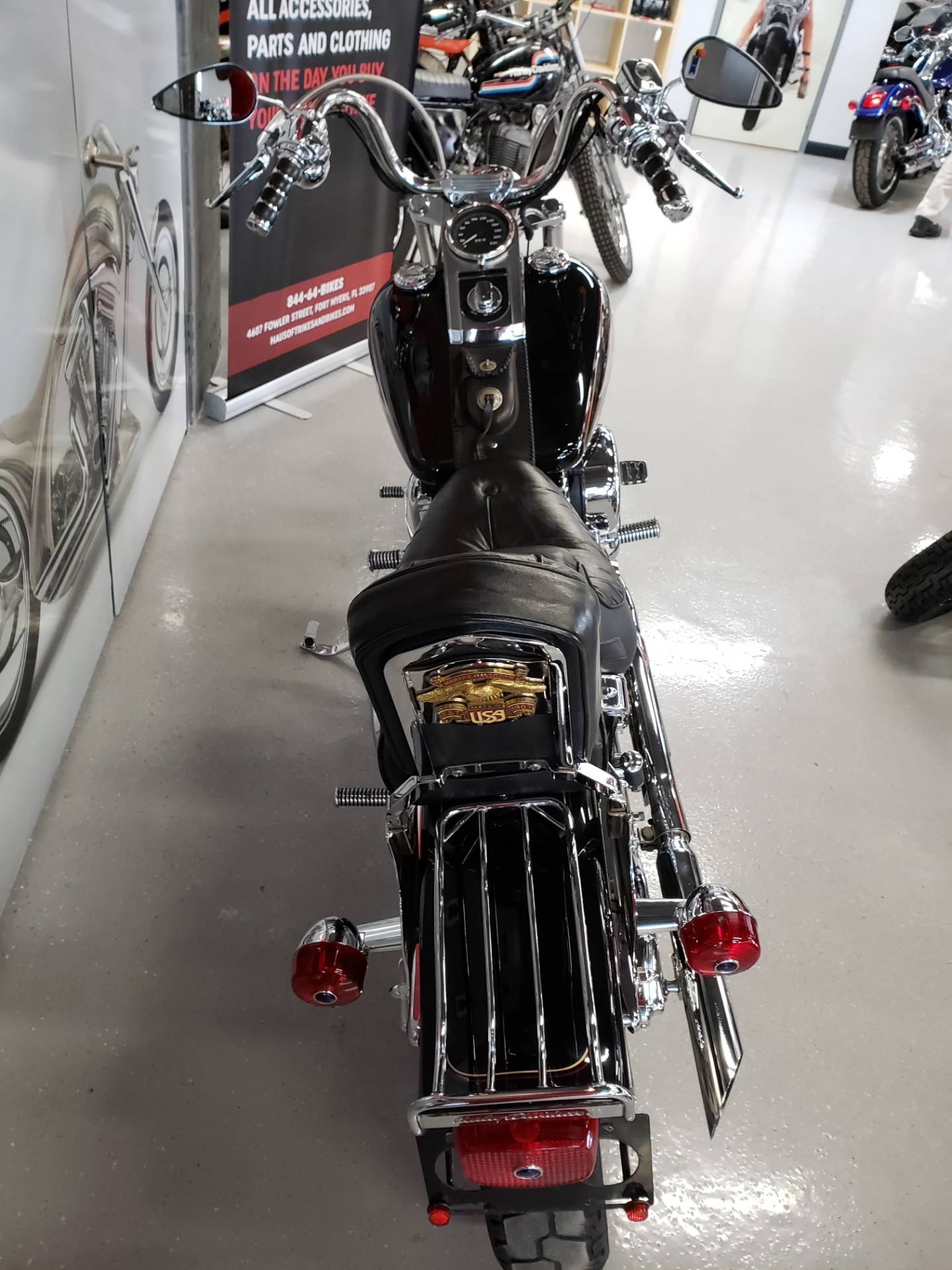 1998 Harley-Davidson Softail custom in Fort Myers, Florida