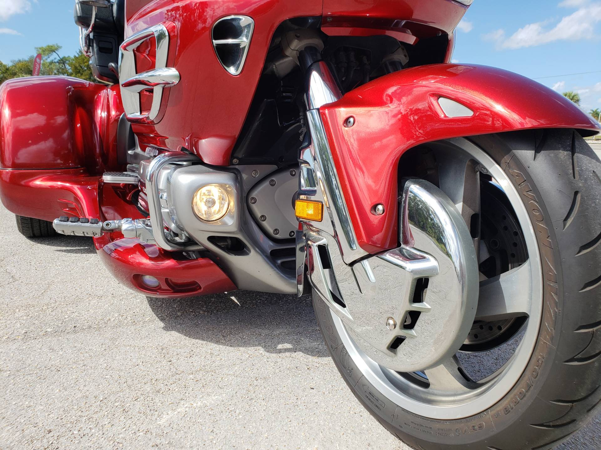 2010 HONDA GOLDWING in Fort Myers, Florida