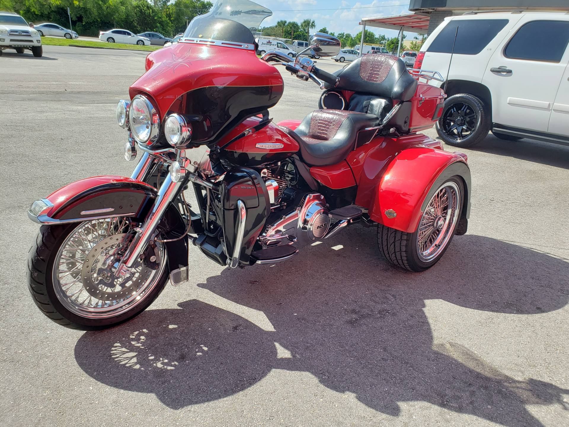 2011 Harley-Davidson ULTRA CLASSIC LIMITED in Fort Myers, Florida - Photo 4