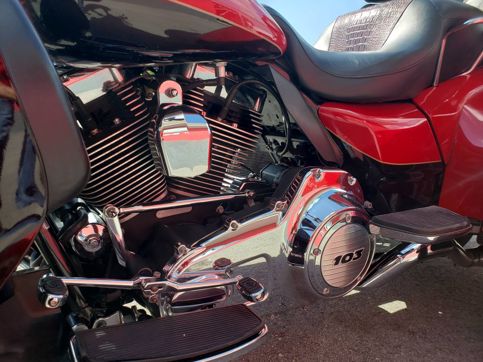 2011 Harley-Davidson ULTRA CLASSIC LIMITED in Fort Myers, Florida - Photo 10