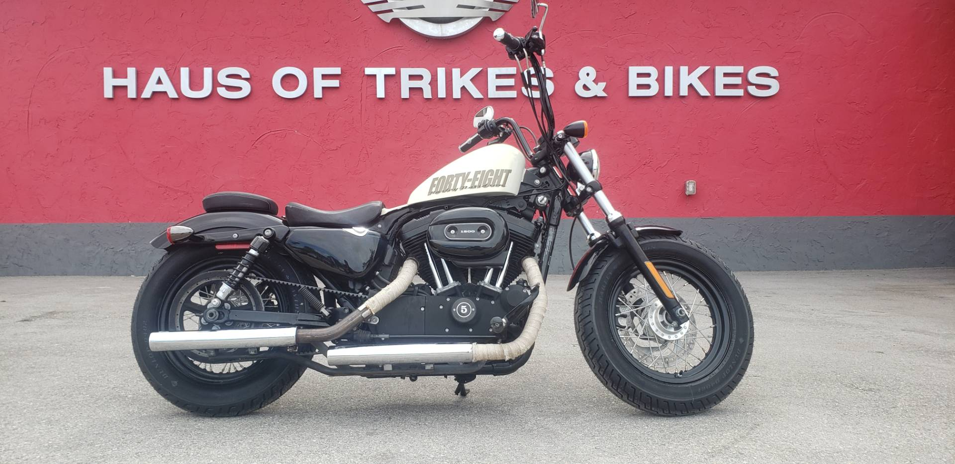 2014 Harley-Davidson Sportster® Forty-Eight® in Fort Myers, Florida - Photo 1