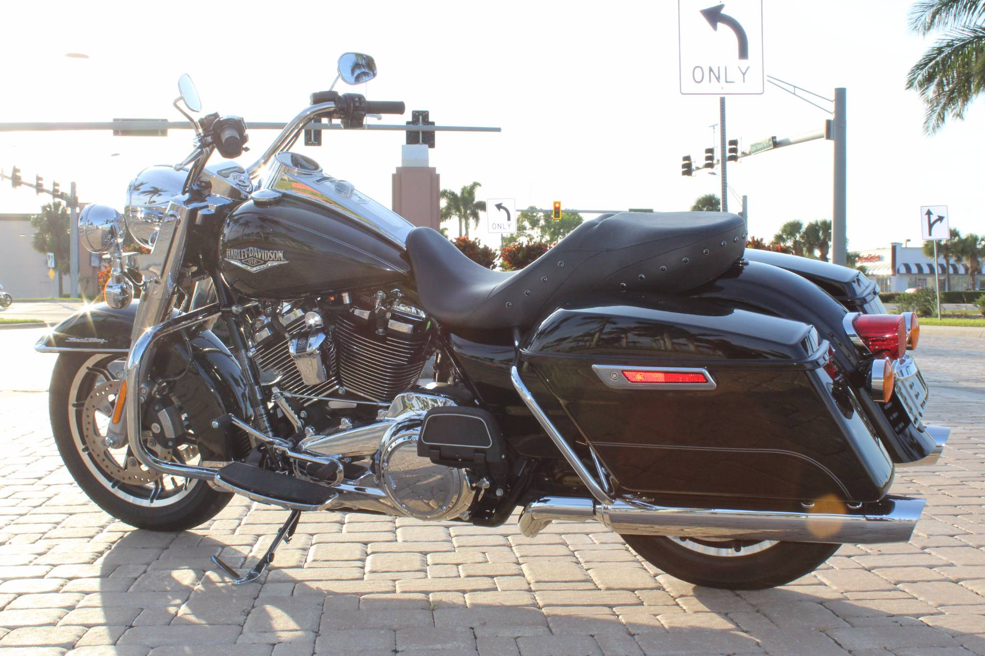 2017 Harley-Davidson Road King® in Fort Myers, Florida