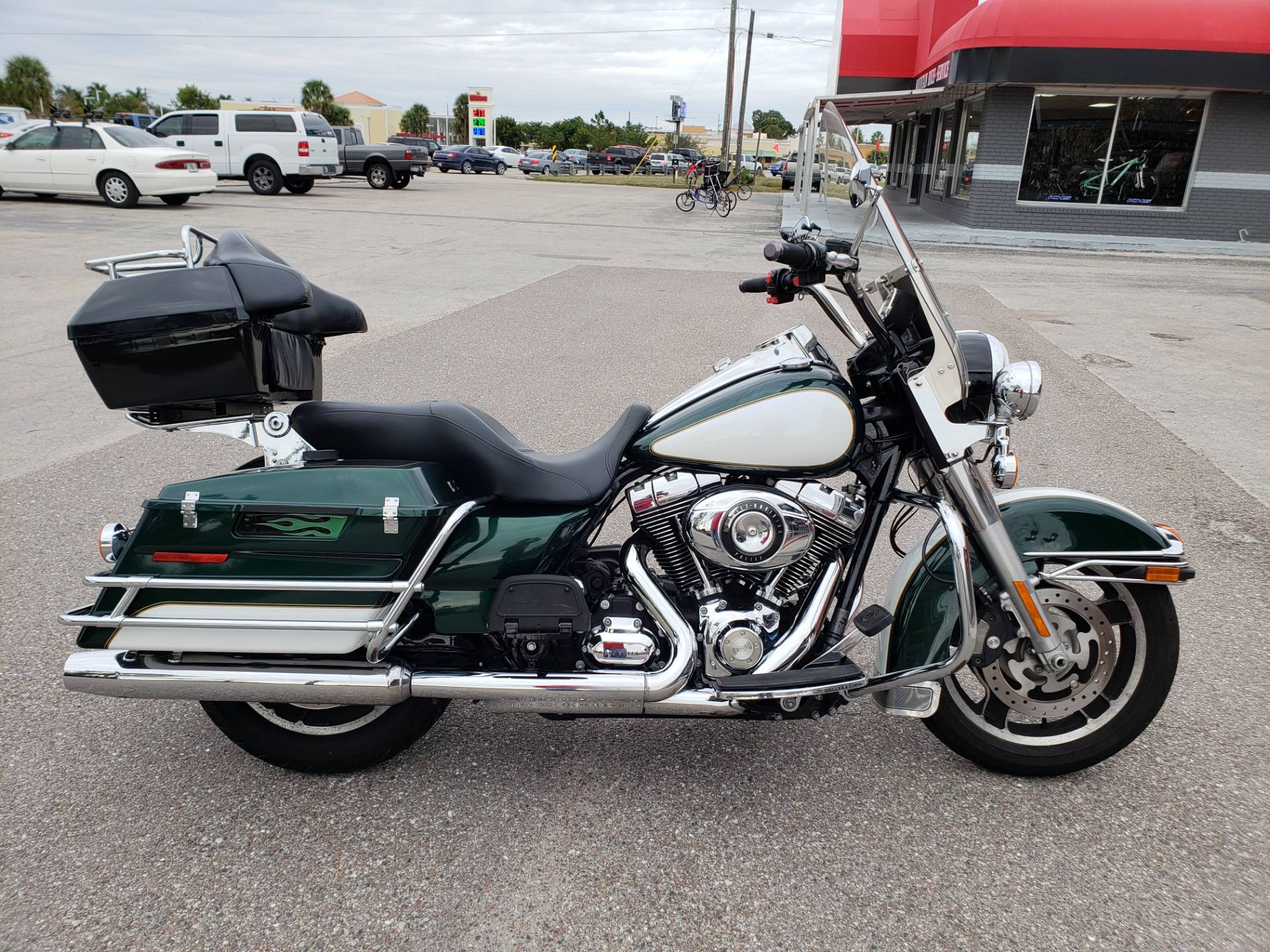Used 2013 Harley Davidson Road King Motorcycles In Fort Myers Fl