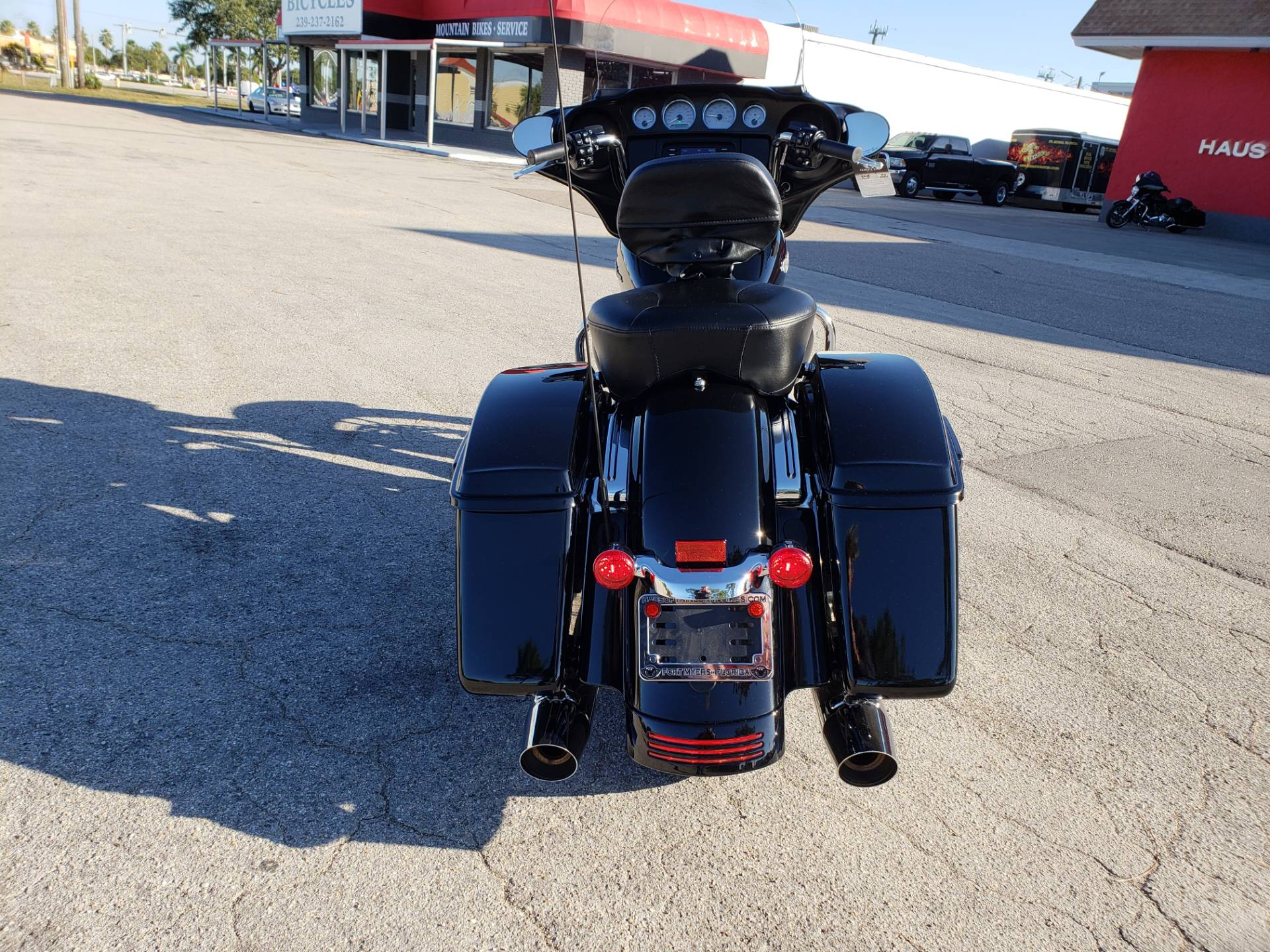 Used 2018 Harley Davidson Street Glide Motorcycles In Fort Myers