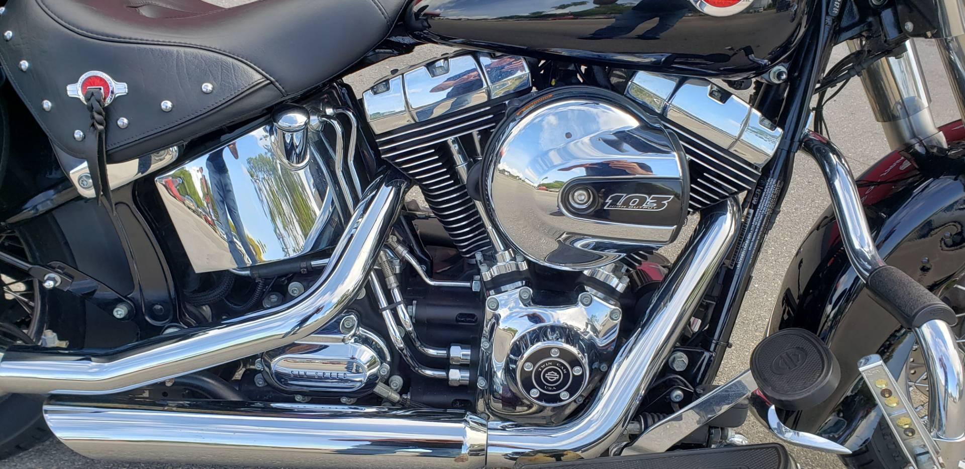 2016 Harley-Davidson Heritage Softail® Classic in Fort Myers, Florida - Photo 6