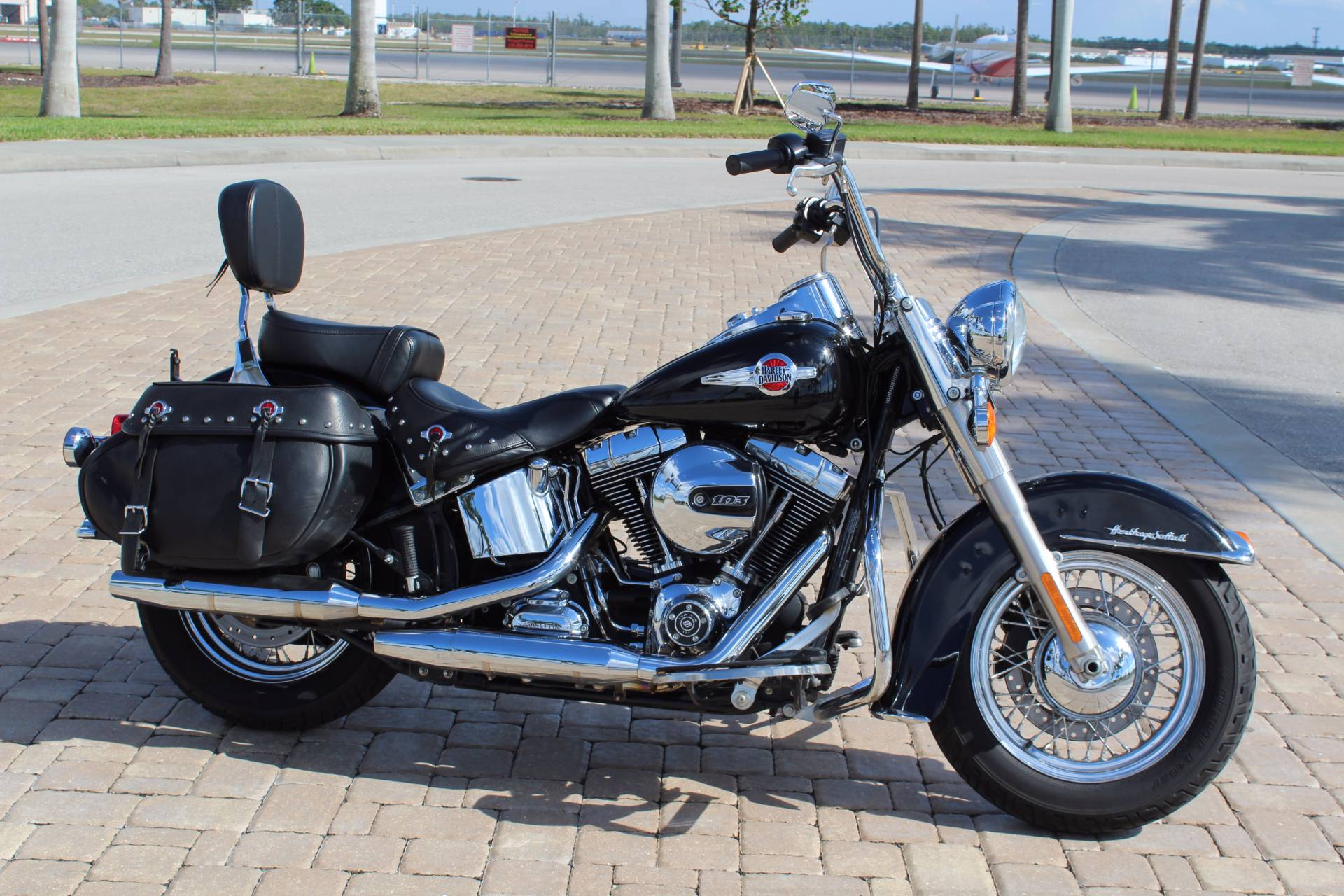 2016 Harley-Davidson Heritage Softail® Classic in Fort Myers, Florida